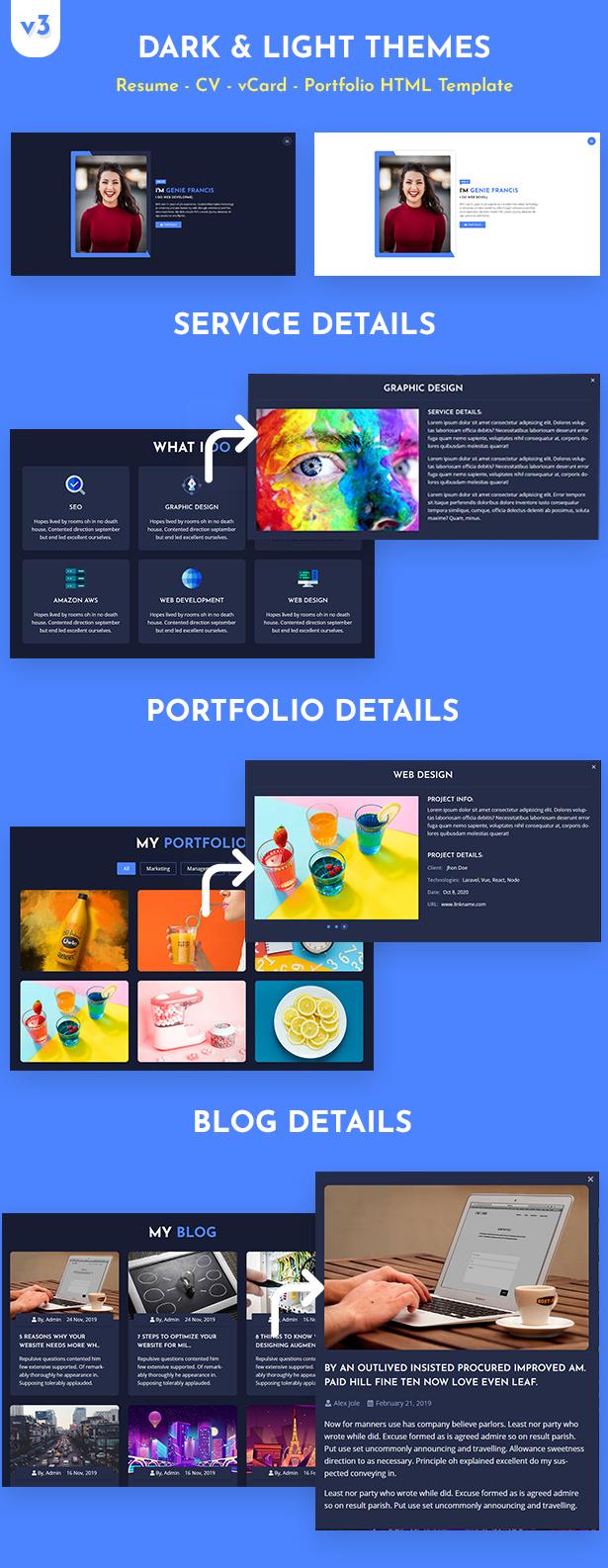Personal Portfolio - Icard - 2